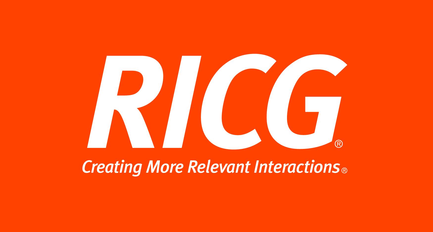 1 RICG Logo - RICG - REPOSITIONING & REBRANDING