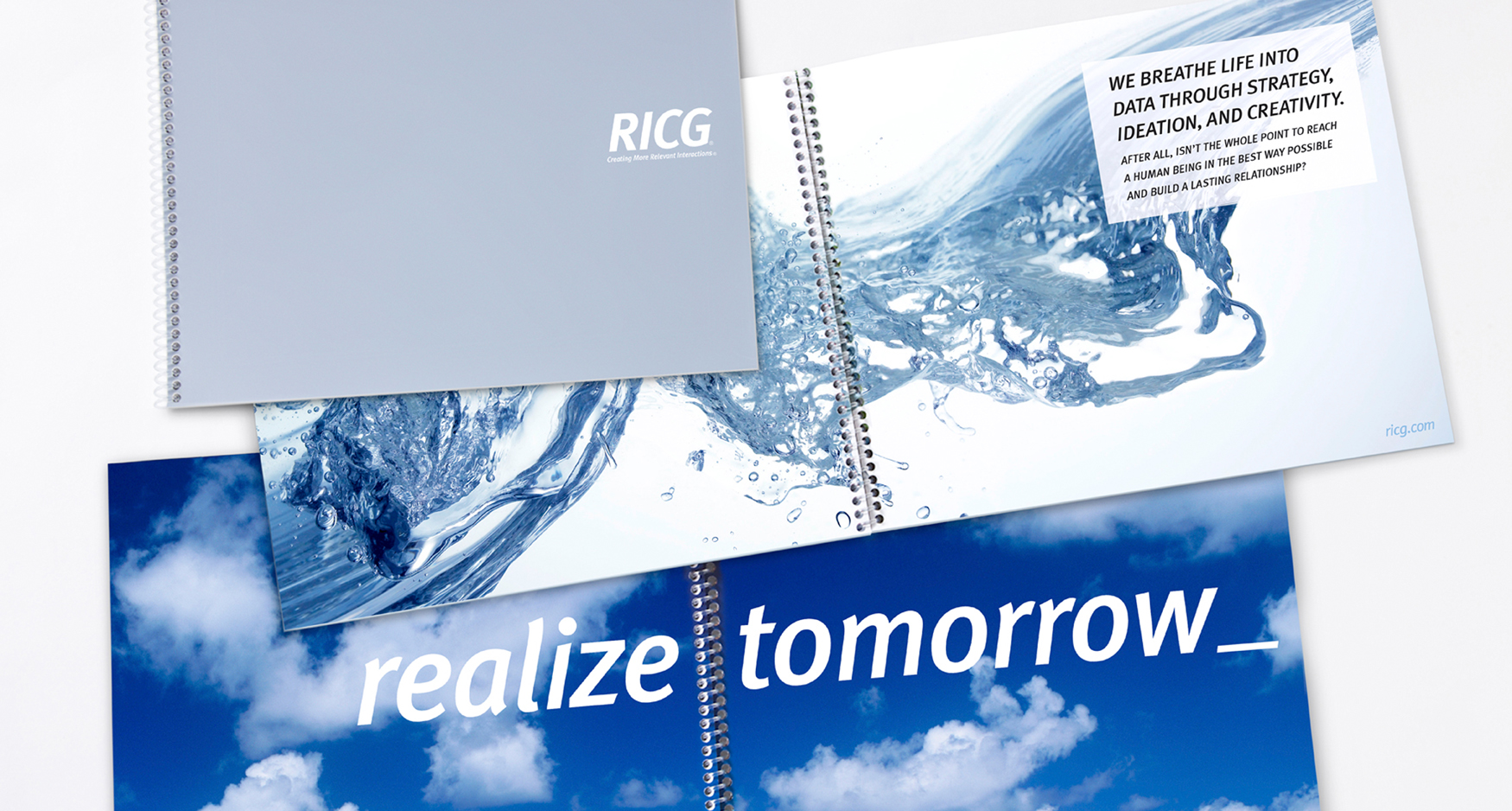 3 RICG Book - RICG - MARKETING COLLATERAL