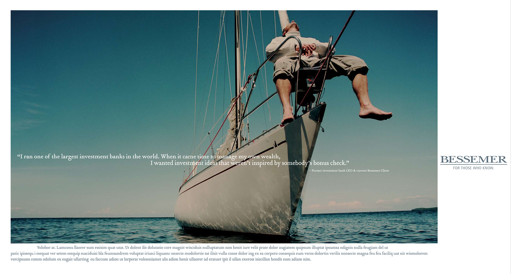 BP Large Images20 - BESSEMER TRUST – THE MYSTERY CLIENT
