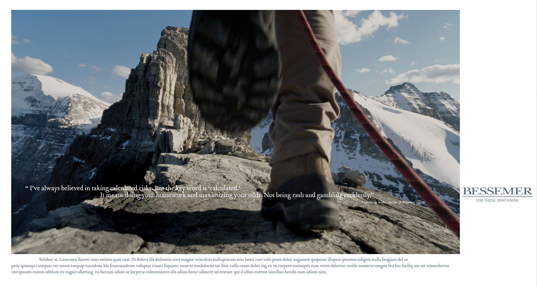 BP Large Images21 - BESSEMER TRUST – THE MYSTERY CLIENT