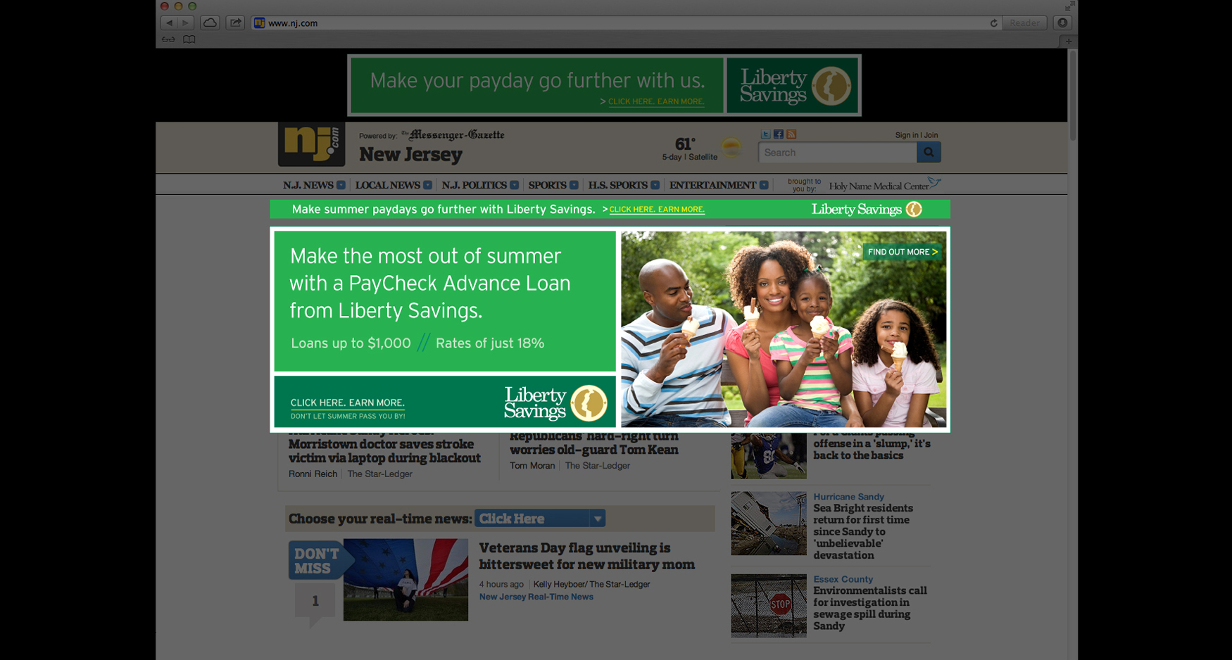BP Large Website Images251 - LIBERTY SAVINGS - PAYCHECK ADVANCE CAMPAIGN