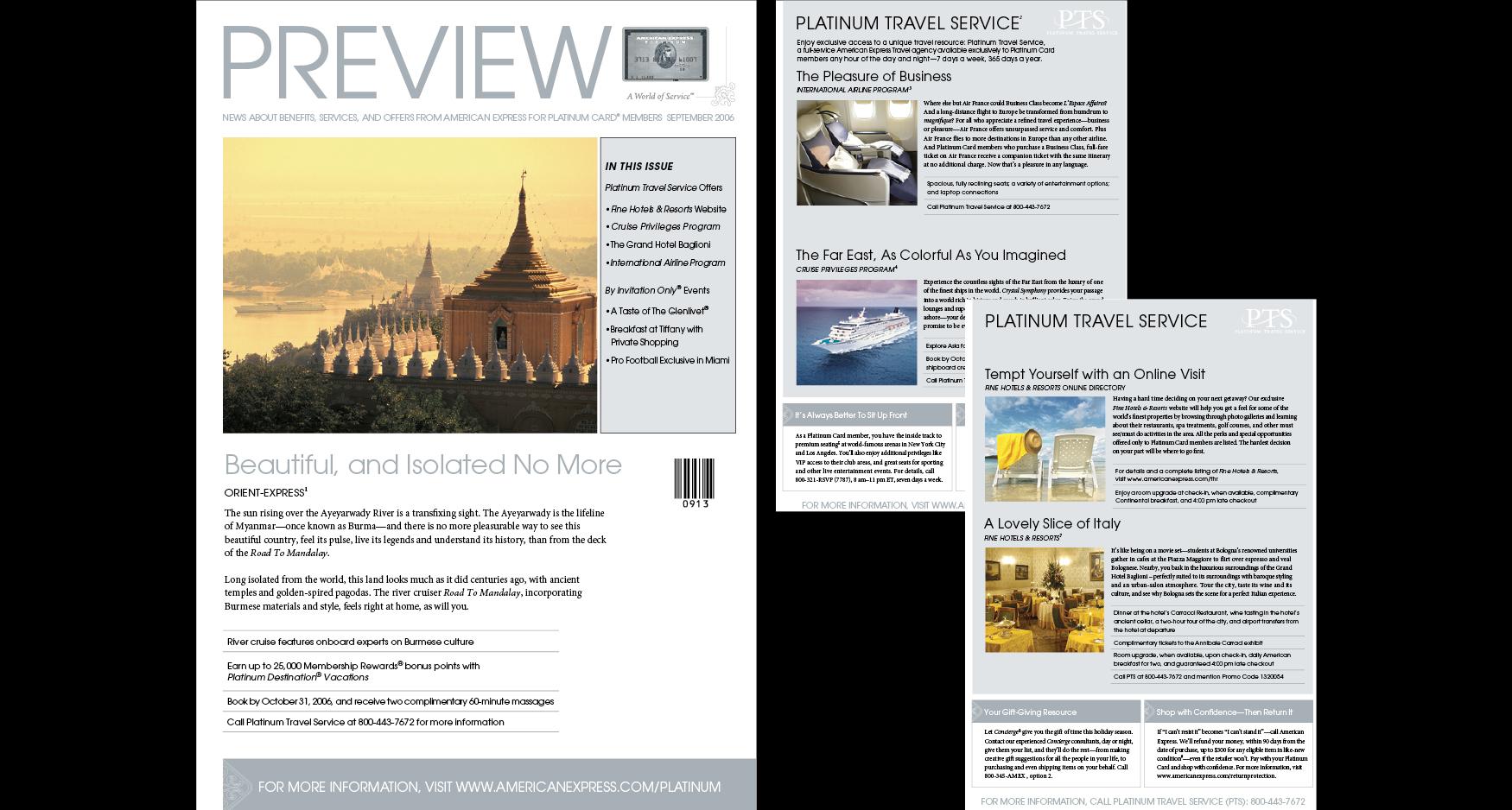 BP Large Website Images51 - AMERICAN EXPRESS - PLATINUM REWARDS NEWSLETTER