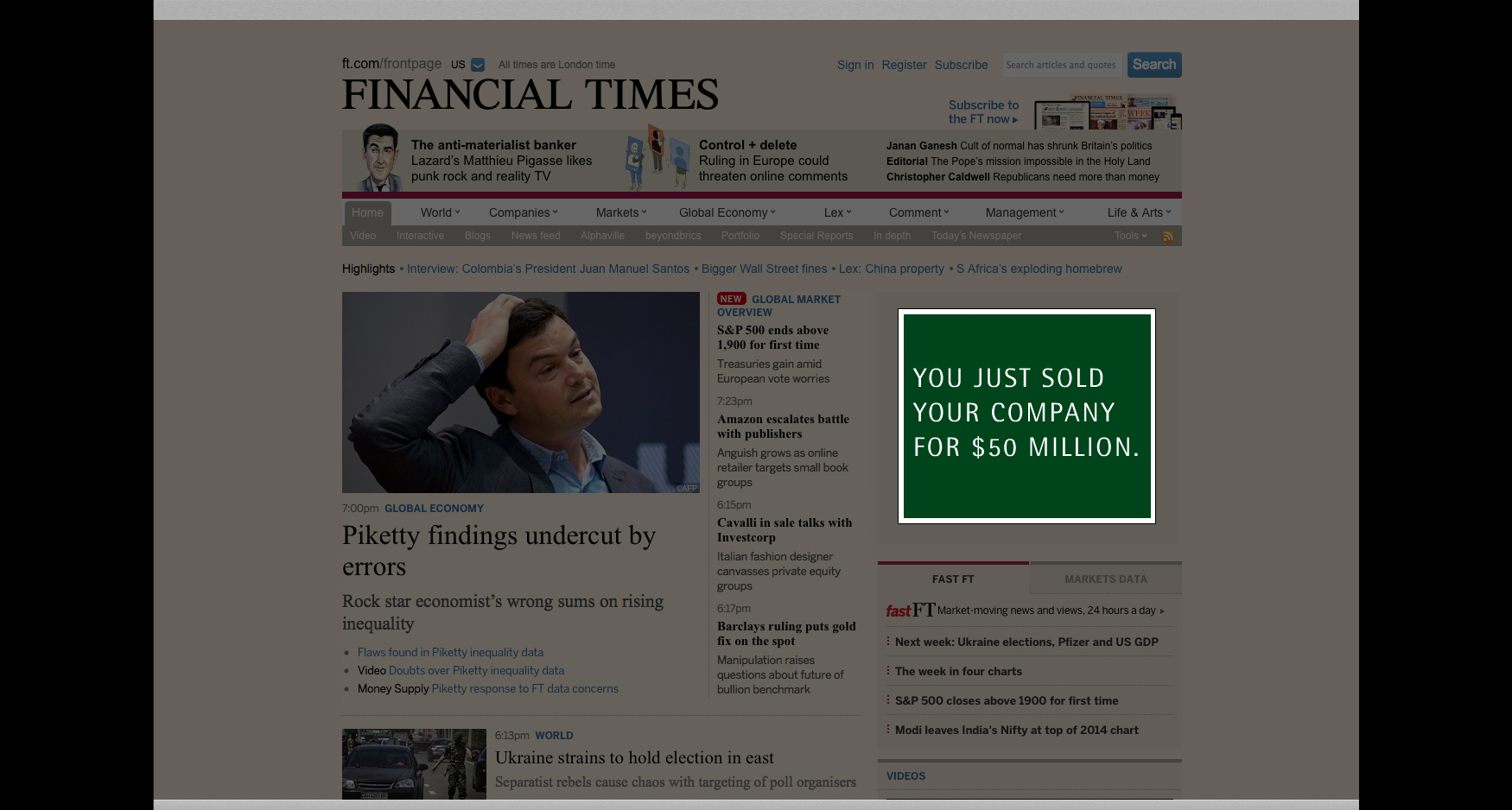 Bessemer Box - BESSEMER TRUST - WEALTH MANAGEMENT CAMPAIGN