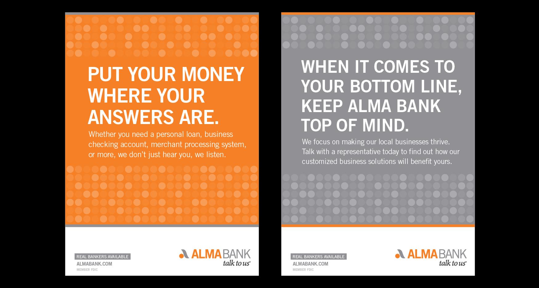 Hi Resolution Artwork4 - ALMA BANK - TALK TO US CAMPAIGN