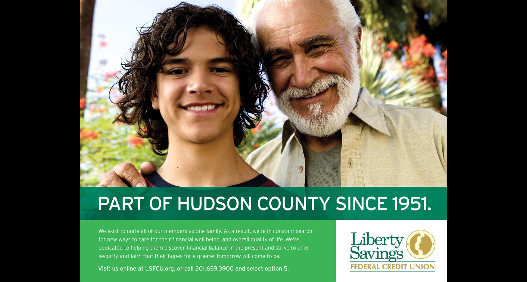Hudson - LIBERTY SAVINGS - NEIGHBORHOOD SPIRIT CAMPAIGN