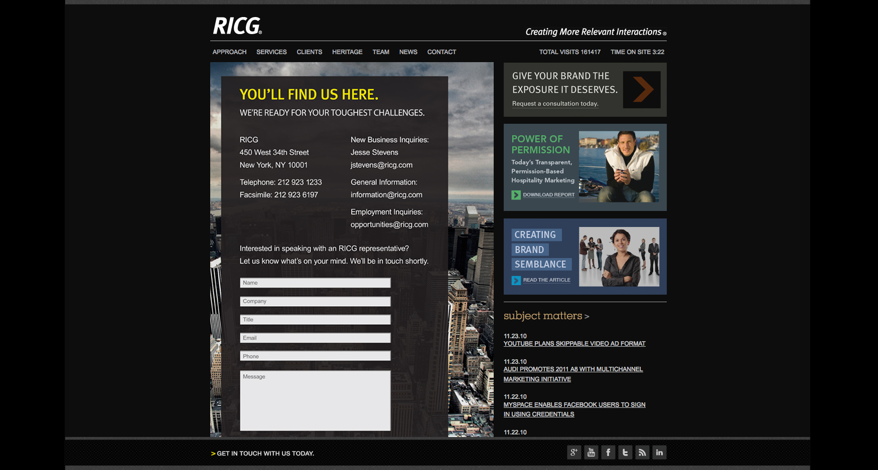 contact1 - RICG - CORPORATE WEBSITE