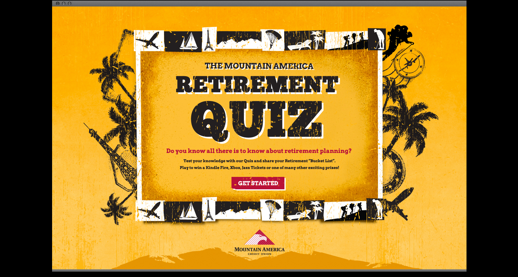 MACU 1 - MOUNTAIN AMERICA CREDIT UNION - RETIREMENT 101 QUIZ SITE