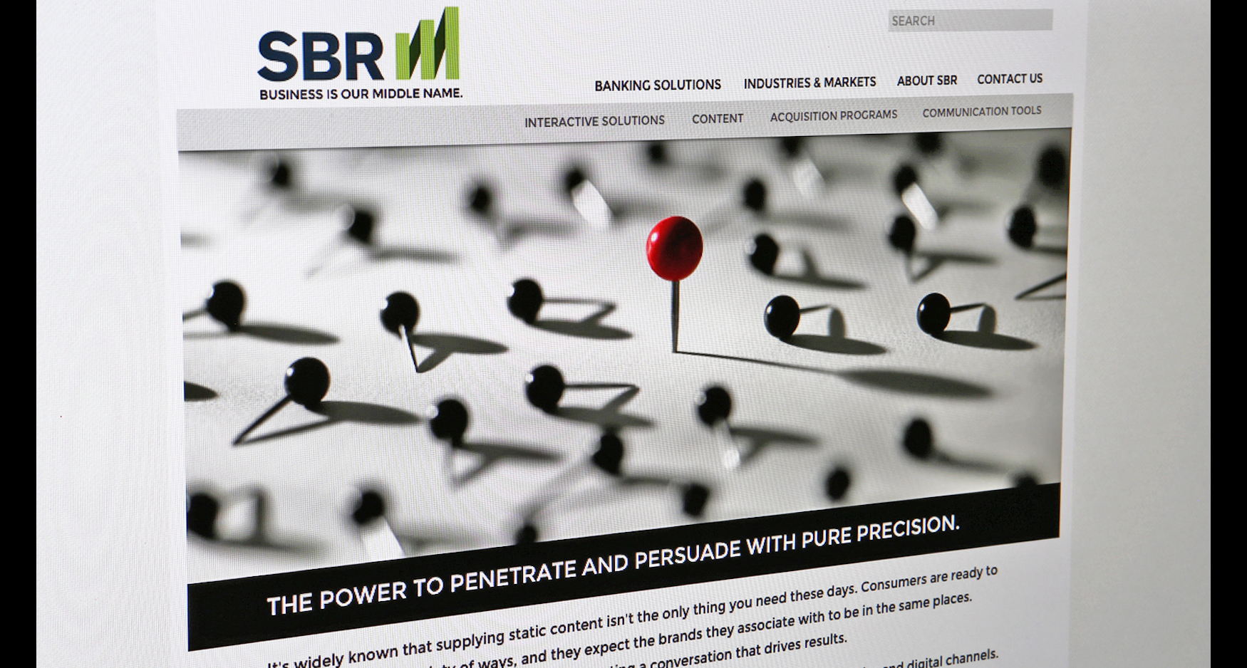 SBR Pin - SBR - WEBSITE