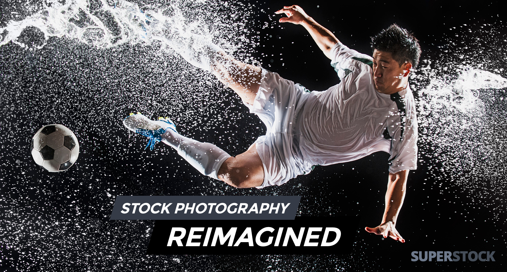 SS Slide 1 - SUPERSTOCK - STOCK PHOTOGRAPHY REIMAGINED CAMPAIGN