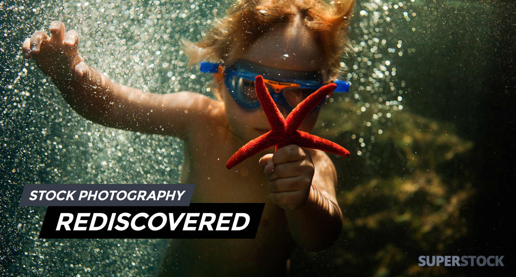 SS Slide 2 - SUPERSTOCK - STOCK PHOTOGRAPHY REIMAGINED CAMPAIGN