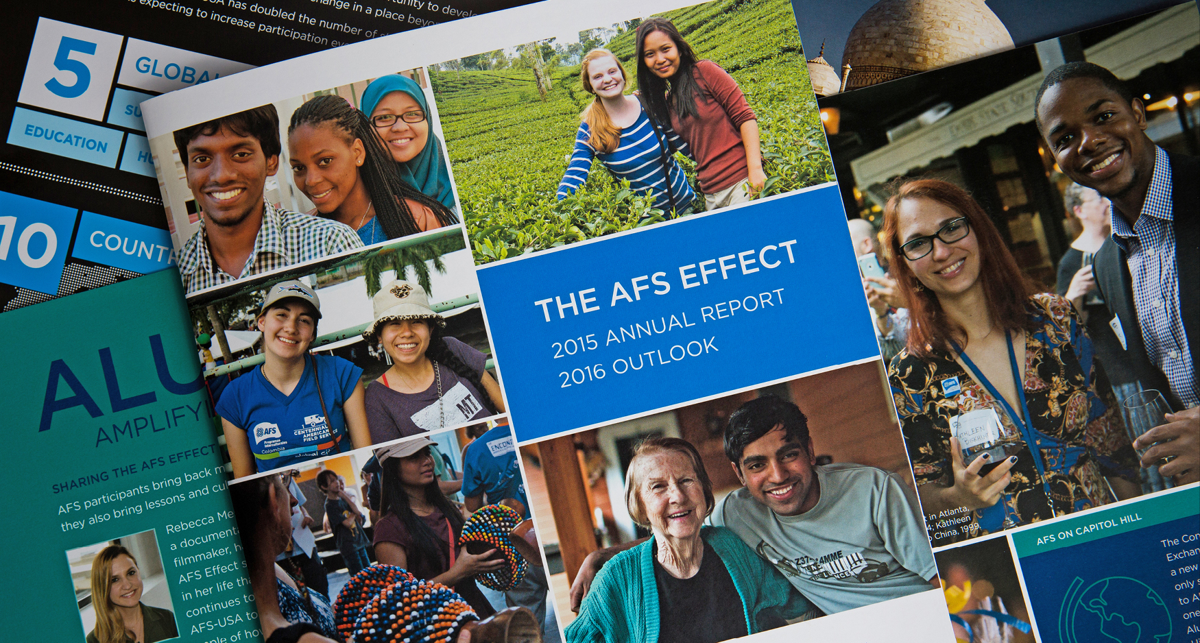 Slide 1 1 - AFS-USA – 2015 ANNUAL REPORT