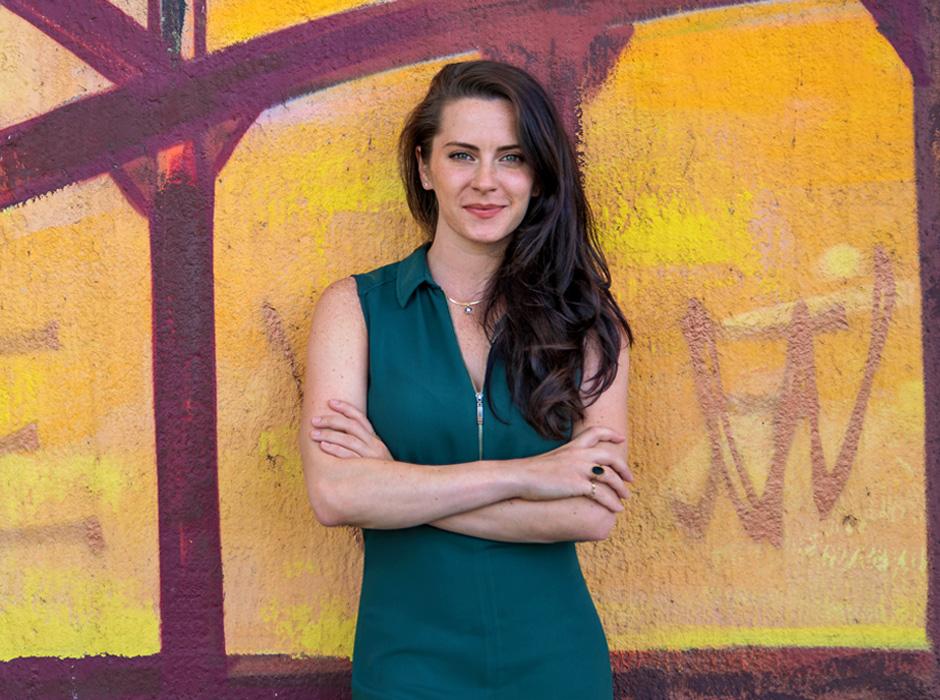 Kristen Dudek Headshot